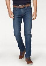 LEE Jeans Daren W30 L30 NEU Herren Denim True Blue Stretch Durable Hose Slim