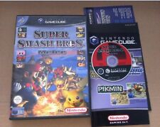 SUPER SMASH BROS MELEE GC NINTENDO GAME CUBE GAMECUBE