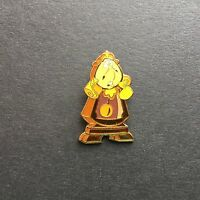 DS - Cast Exclusive - Cogsworth Color Variation Beauty and Beast Disney Pin 4278