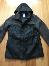 NWT Vince Camuto Wool Blend Technical Anorak Coat Jacket XL