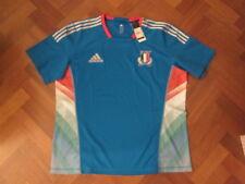 BNWT Italia Italia Rugby Unión Réplica Camiseta Adidas 2012/13 - Talla 2XL