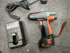 """Snap-On 10mm 3/8"""" 12V Cordless Impact Wrench Gun CTU3110, battery and charger!"""