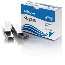 5000 x staples 26/6 no 56 staple boxed office supply school business stapler