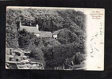 OLD MILL, JESMOND DENE, NEWCASTLE UPON TYNE. 1903 POSTCARD BY HARTMANN