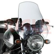 Windscreen 42,5 x 42 cm Airstar smoked Universal Givi A660 with mounts