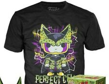 Funko Pop Tees Dragonball Z Perfect Cell Size 2X-Large Shirt Only Gamestop Nip