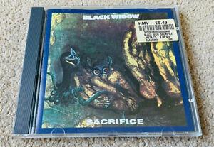 Black Widow - Sacrifice (1991 Castle Communications) RARE CD CLACD 262