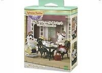Calico Critters Sylvanian Families Town Series Sweets tea time Epoch