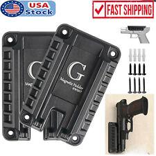 Magnetic Handgun Mount ,Firearm Magnet Gun Accessories for Truck Car Desk Usa