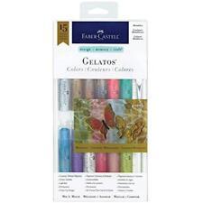 Faber-Castell® Gelatos® Metallics 15 pc- Set NEW