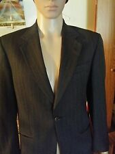mens designer suit MODA ALTA ITALY SZ 32 SUPER 110 ' S ALL WOOL JACKET ONLY