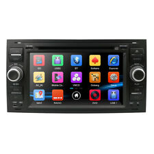For Ford Focus Fiesta Transit Galaxy Car Bluetooth Stereo DVD GPS DAB+ Radio
