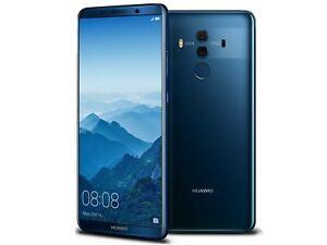 Huawei Mate 10 Pro Unlocked Midnight Blue 64GB Smartphone Dual Sim + MORE FREE