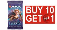 Pre Order Commander Legends Draft Booster NEW SEALED MTG SHIPS Nov 20 | 1 pack
