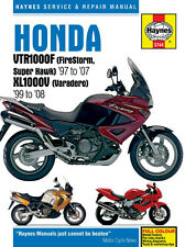 Haynes Repair Manual 3744 - Honda VTR1000F FireStorm / Super Hawk (1997-2007)