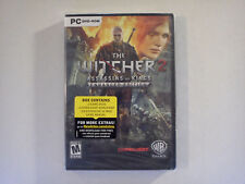 Witcher 2: Assassins of Kings -- Enhanced Edition (PC, 2012)