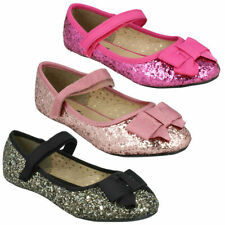 Party Synthetic Ballerinas for Girls