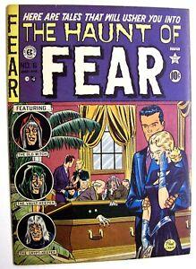 JOHNNY CRAIG FILE COPY HAUNT OF FEAR #6 INGELS-WOOD-DAVIS 1951