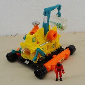 Matchbox MEGA RIG Mattel RESCUE SHARK PATROL  Action Toy Vollständig