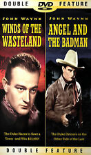 John Wayne - Double Feature DVD: Winds Of The Wasteland//Angel and the Badman