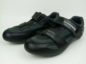 Shimano SH-T091 Women's Cycling Shoe Size EU 45 US 10.5 Black Pre Owned