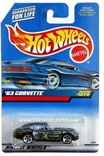 1999 Hot Wheels #1079 '63 Chevy Covette