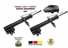 FOR PEUGEOT 807 2.0 2.2 3.0 V6 2002-->ON FRONT LEFT +  RIGHT SHOCK ABSORBER SET