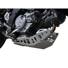 SUZUKI DL 650 V-électricité Bj 2011-16 Moteur Protection dispositifs de protection arrière Argent