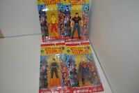 DC DIRECT  CONTEMPORARY TEEN TITANS RAVAGER-BROTHER BLOOD-KID FLASH-SUPERBOY-NEW