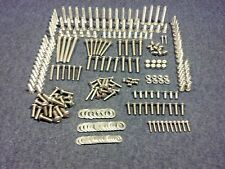 DuraTrax 835E Stainless Steel Hex Head Screw Kit 250+ pcs NEW 1/8 Electric Buggy