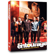 Entourage: The Complete First Season (DVD, 2005, 2-Disc Set) FACTORY SEALED NEW