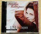 AMALIA RODRIGUES - LIVE IN JAPAN - 2 CD