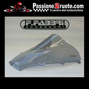 Cupolino fumè chiaro moto Fabbri Aprilia Rsv 1000 04-08 A050ls double bobble