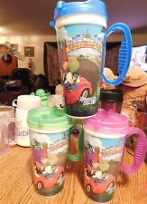 Walt Disney World Resorts 2016 Refillable Insulated Cup W/ HANDLES