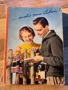 Photo Porst Katalog Nürnberg 52. Auflage ... mehr vom Leben, 11,7 x 15,8 cm