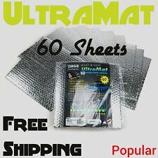 BMW 60 SqFt UltraMat Heat & Sound Barrier 60 12� x 12� Tiles xl