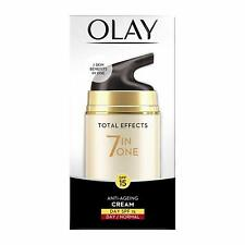 Olay Total Effects Day Cream Normal SPF 15  7-In-1 Anti-Ageing Cream 50g