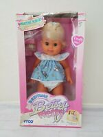 "NIB Bedtime Betsy Wetsy 1995 Tyco 16"" Doll Playtime Nursery **READ**"