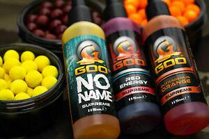 Korda Goo Kiana Carp Glug Dip - Supreme, Power & Bait Smoke - All Flavours
