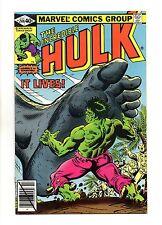 Incredible Hulk Vol 1 No 244 Feb 1980 (VFN+) Marvel, Modern Age (1980 - Now)