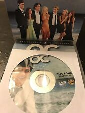 The OC - Season 3, Disc 4 REPLACEMENT DISC (not full season)