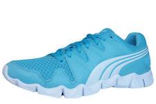 Scarpe sportive da donna blu in gomma