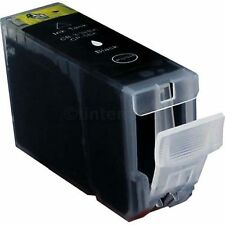 10 Druckerpatronen 3eBk für Canon IP 5000 ohne Chip