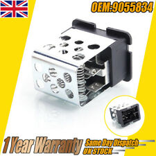 Heater Blower Motor Fan Resistor For Vauxhall Astra H MK5 2004-2011 90560362 -UK