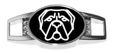 Bullmastiff Dog Charm for Shoelaces or Paracord Bracelet