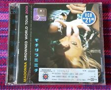 Madonna ~ Drowned World Tour 2001 ( Malaysia Press ) Vcd