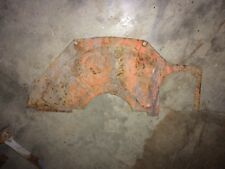 CHEVY MANUAL TRANSMISSION FLYWHEEL COVER