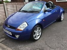 2003 Ford Street KA Luxury Convertible 1.6 Petrol Full Mot 61,000 Miles £895