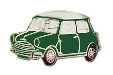 Mini Mark I Grün Anstecker