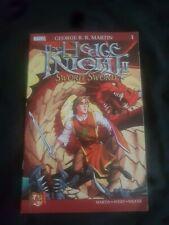 HEDGE KNIGHT II: SWORN KNIGHT # 1 - MARVEL COMICS